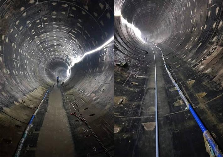 广州东濠涌深隧工程