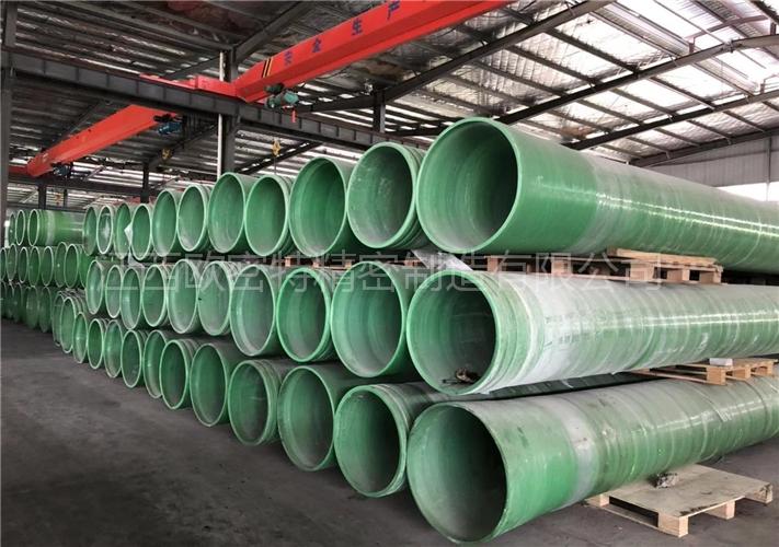 玻璃钢夹砂管道(600直径)