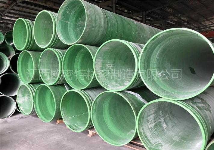 玻璃钢夹砂管道(800直径)